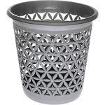 Корзина DDStyle для бумаг 05306 серебро в Симферополе