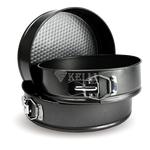 Форма Kelli 051 для выпечки Набор 3-х тефлон 28/26/24x6,8см в Симферополе