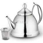 Чайник Kelli 4329 мет. с ситом 1л в Симферополе