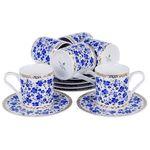 Кофейный набор Olaff 146-30004 12 пр. Мармарис 100мл. в Симферополе