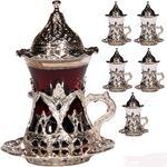 Чайный набор Acar 24пр серебро антик в Симферополе