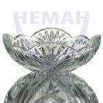 Ваза Неман 0578(5152/2) скр.гр.куст. д16/6см хрусталь для печенья в Симферополе