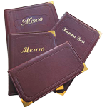 Папки меню, счета в Симферополе