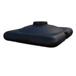 Ёмкость Пласт Бак для душа,150 л В12xД117xШ97 в Симферополе