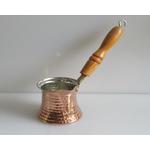 Кофеварка Acar №4 медная с деревянной ручкой 250 мл в Симферополе