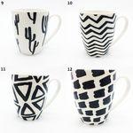 Кружка Caprice 120-009/120-010/120-011/120-012 керамика 340 мл в Симферополе