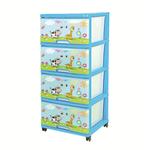 Комод DDStyle 04039 голубой жираф в Симферополе