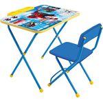 Комплект детской мебели Ника Д2Ч Человек-Паук в Симферополе
