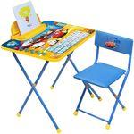 Комплект детской мебели Ника Д2Т Тачки в Симферополе