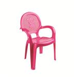Кресло детское DDStyle 06206 Стиль розовое в Симферополе