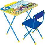 Комплект детской мебели Ника Д2У Универстет Монстров в Симферополе