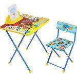 Комплект детской мебели Ника Щ2 Щенячий патруль в Симферополе