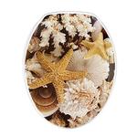 Крышка унитаза DDStyle 1025 Люкс с рис. в Симферополе
