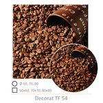 Столешница Gentas Верзалит 80Х80 TF54 кофе в Симферополе