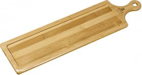 Поднос Wilmax 771009 бамбук 45.5х12 см в Симферополе