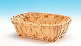Корзина для хлеба Alkan JQ 1004 беж. 23х19х8 в Симферополе