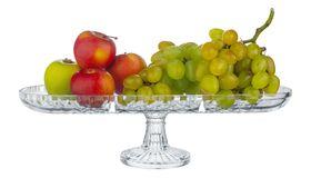 Блюдо Alegre Glass 54141 ПУ на ножке 3-х секц. 39х14см в Симферополе
