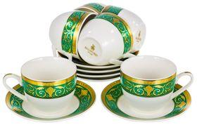 Кофейный набор Olaff 123-16026 12пр. Эстелла 120мл. в Симферополе