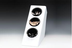 Стенд Alkan ZCP 657-2 для столовых приборов 3-х бел в Симферополе