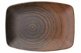 Тарелка Porland Lykke Brown 118432 овальная 32см в Симферополе