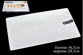Блюдо Lenardi 235-005 прямоуг. Лотос 36,5см в Симферополе