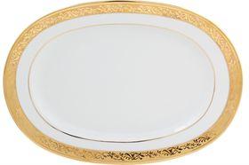 Тарелка Porland Ottoman 110924 овальная 24см в Симферополе
