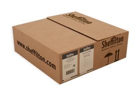 Вешалка Sheffilton SHT-CR400 стойка мет. мрам. черн в Симферополе