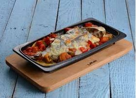 Блюдо Lava Eco ST 3015 K4 30х15см дер. подст. в Симферополе