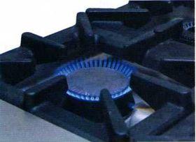 Плита Ozti OSOG 4065 P газ. 2-х конф наст. в Симферополе