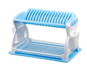 Сушилка для посуды Эльф Пластик 065 2-х яр. в Симферополе