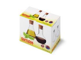 Набор бутылок Simax 189 для уксуса и масла 0,25л в Симферополе
