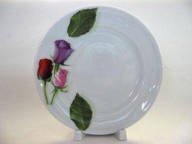 Тарелка Добрушский Фарфоровый Завод 311Ф34 Королева цветов 170мм мелкая в Симферополе