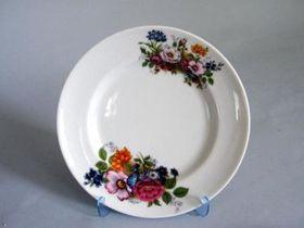 Тарелка Добрушский Фарфоровый Завод 320Ф34 Букет цветов 170мм мелкая в Симферополе