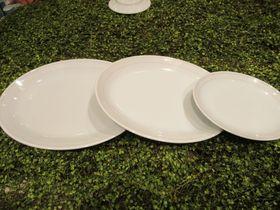Тарелка Porland Grace 112136 овальная 36см в Симферополе