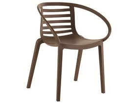 Кресло Papatya Mambo коричневое р-18 в Симферополе