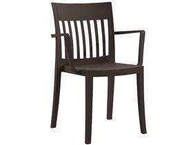 Кресло Papatya Eden-K коричневое р-53 в Симферополе