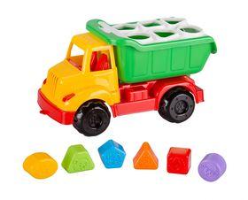 Игрушка Альтернатива М6631 детская Машинка Грузовик в Симферополе