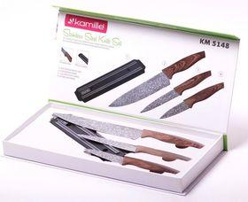 Набор ножей Kamille 5148B 4пр. 3 ножа, магнит в Симферополе