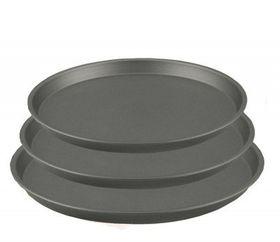 Сковорода Ozdemir для пиццы 20х2,5см тефлоновое покрытие в Симферополе