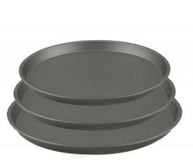 Сковорода Ozdemir для пиццы 30х2,5см тефлоновое покрытие в Симферополе