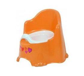 Детский горшок-кресло DDStyle 11111 Бейби Комф, оранж в Симферополе