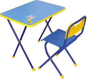 Комплект детской мебели Ника КА1 Алина стол со стулом ЛДСП в Симферополе