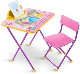 Комплект детской мебели Ника Д2П Принцесса в Симферополе