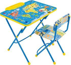 Комплект детской мебели Ника КУ2 с пеналом в Симферополе