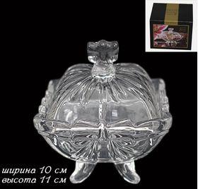Сахарница Lenardi 588-055 стекло в Симферополе