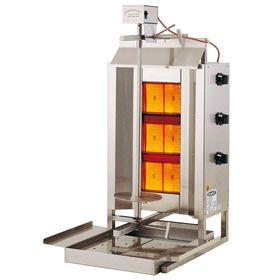 Аппарат для шаурмы Ozti DGD3 газовая в Симферополе