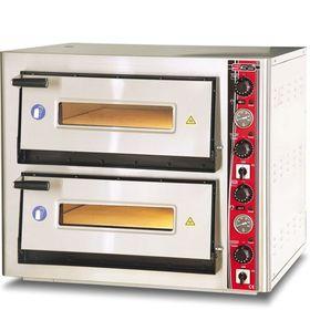 Печь для пиццы SGS РО6262ДЕ 2-ур. с термометром в Симферополе