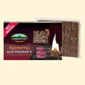 Брикеты Paterra 401-396 для розжига 24куб в Симферополе