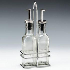 Набор бутылок для уксуса, масла Alkan 9F-30 2-х 500мл в Симферополе