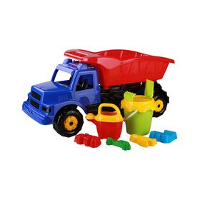 Машинка Альтернатива М5481 детская Самосвал + набор игрушек в Симферополе